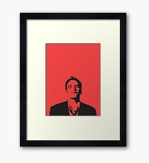 Tarantino Framed Print