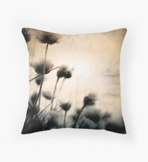 wild things - number 3 Throw Pillow
