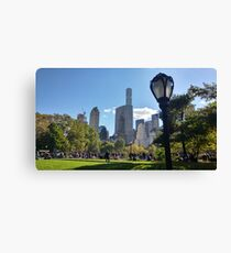 New York City - Photography 7 Canvas Print