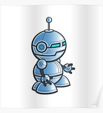 Robot! Poster
