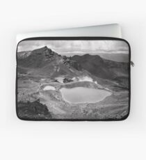 Volcanic Monochrome Zone Laptop Sleeve