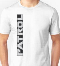 Patrol Logo Side T-Shirt