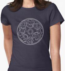 Gallifreyan Biting's Excellent (Light) Womens Fitted T-Shirt
