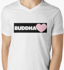 Buddhism Men's V-Neck T-Shirt