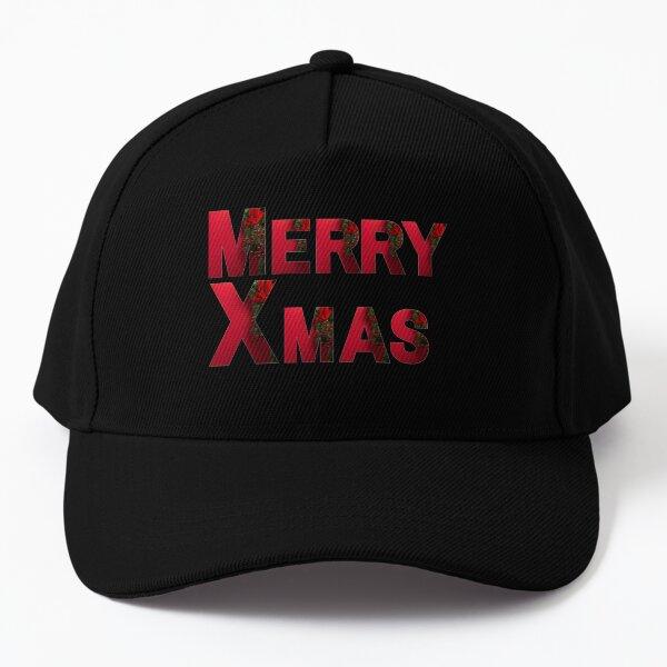 MERRY XMAS Baseball Cap