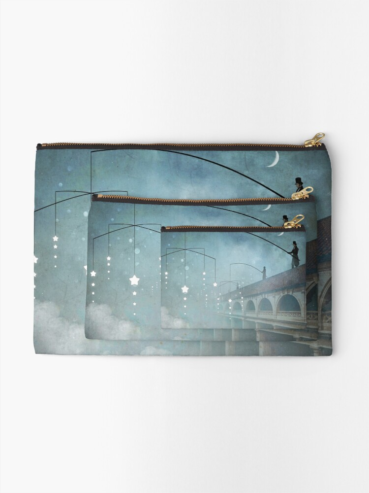 Alternate view of Nightmakers Zipper Pouch