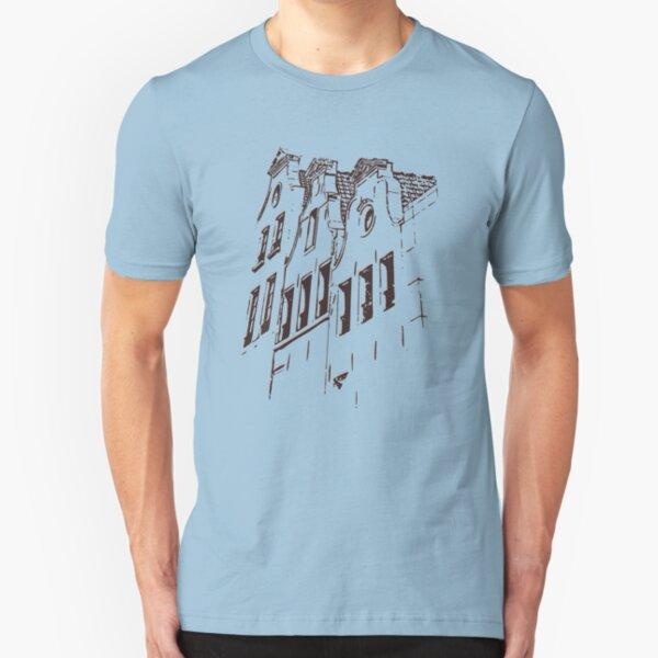 ARchi-Tecture housing  Slim Fit T-Shirt