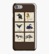 Awesome Creaturess iPhone Case/Skin