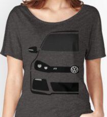 VW MK6 R Half Cut Women's Relaxed Fit T-Shirt