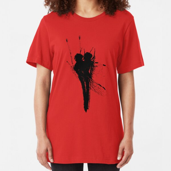 Together we can fly Slim Fit T-Shirt