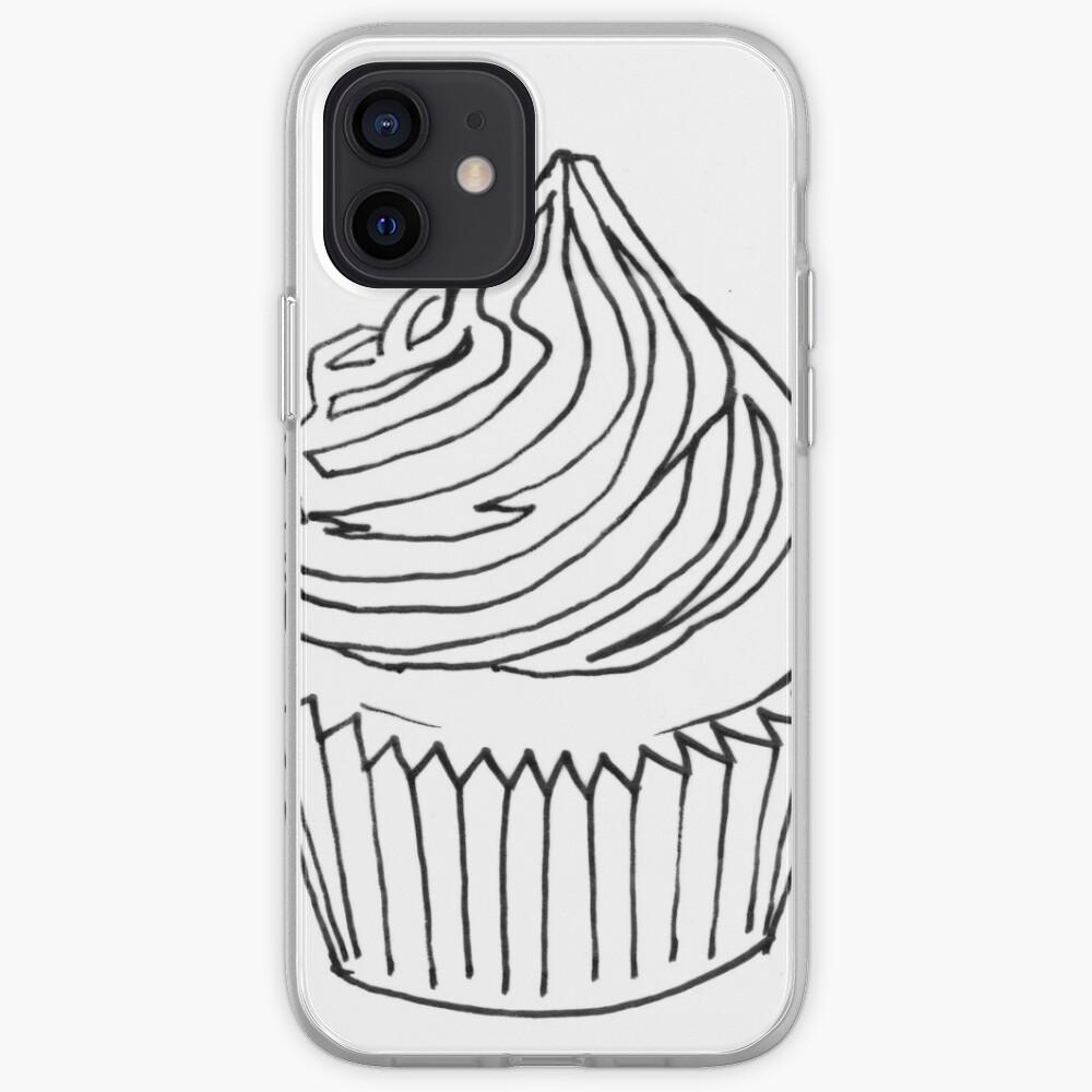 """""""cupcake 2 malvorlage"""" iphonehülle  cover von"""