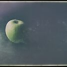 Green Apple by Jimmy Ostgard
