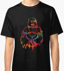 Melting Tie-Dye Buddha Classic T-Shirt