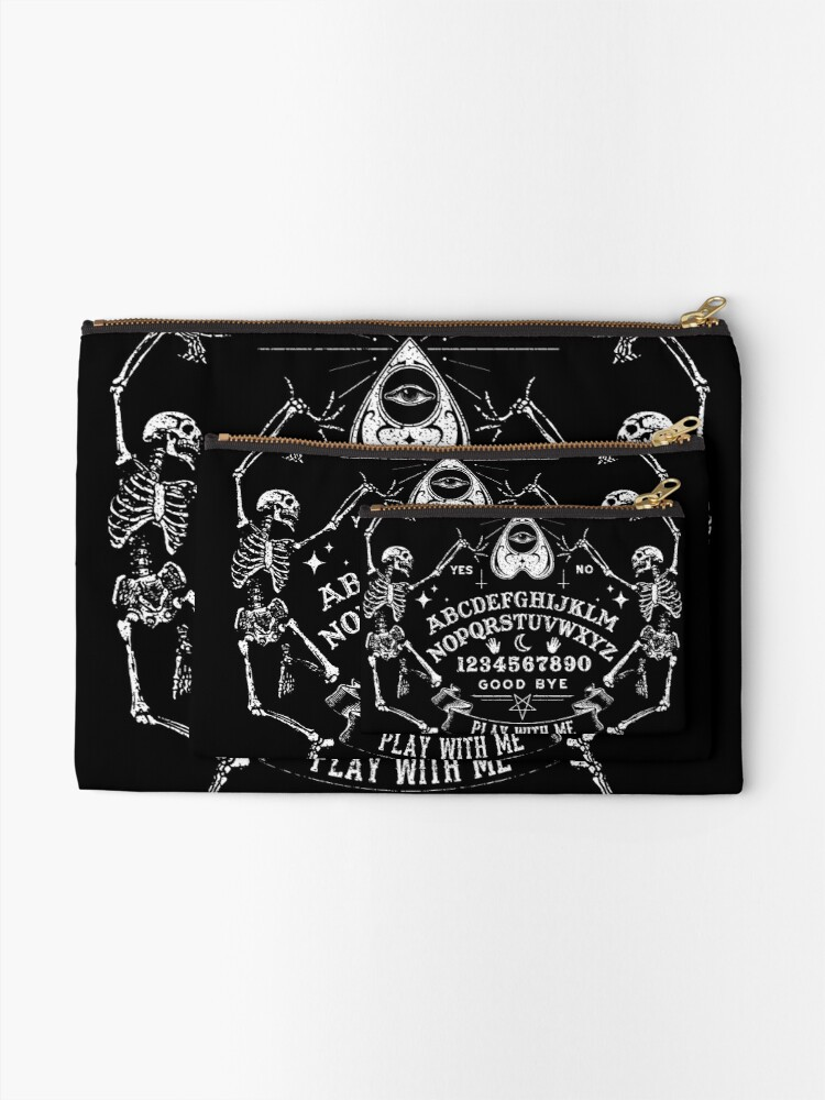 Alternate view of Play With Me  Zipper Pouch