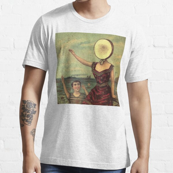 in the aeroplane over the sea Essential T-Shirt