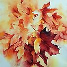 Autumm by Bev  Wells