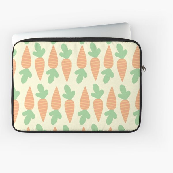 Cute Carrots Laptop Sleeve