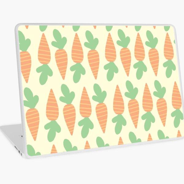 Cute Carrots Laptop Skin