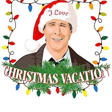 I Love Christmas Vacation de moseisly