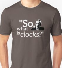 Philomena Cunk: Clocks T-Shirt