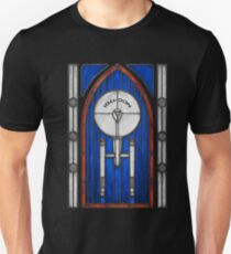Stained Glass Series - Enterprise Unisex T-Shirt