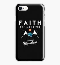 Faith Quote iPhone Case/Skin