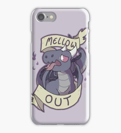 Mellow Out iPhone Case/Skin