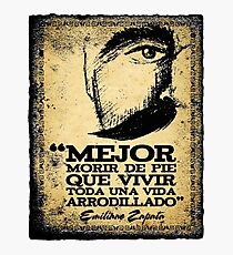 Emiliano Zapata Photographic Print