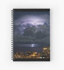 Lightning Bolt Spiral Notebook