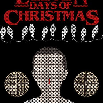 Eleven Days of Christmas - Stranger Things by geekingoutfitte