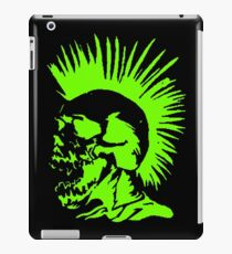 Skull Punk iPad Case/Skin