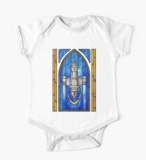 Stained Glass Series - Serenity One Piece - Short Sleeve