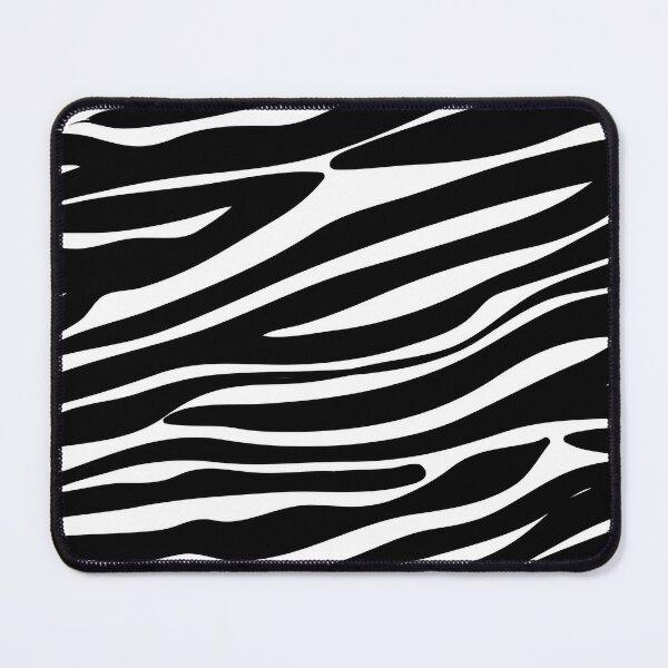 Zebra pattern Mouse Pad