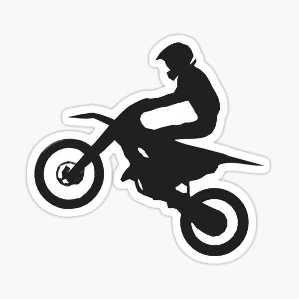 Dirt Bike Sticker