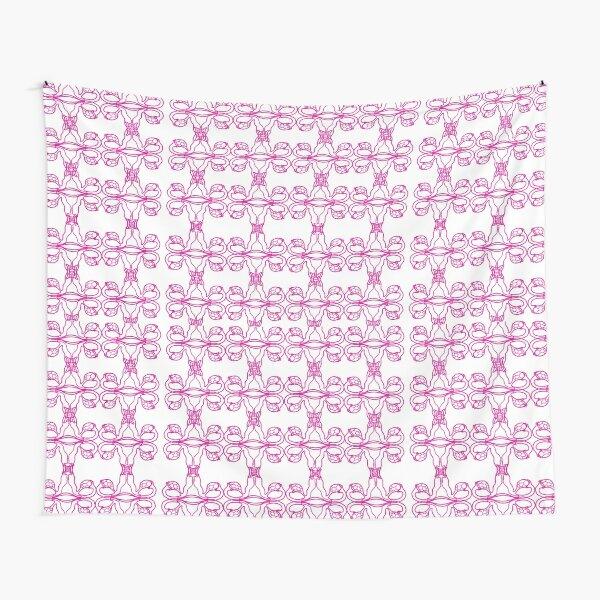 Uterus pattern Tapestry