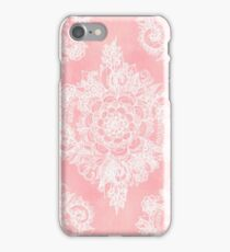Marshmallow Lace iPhone Case/Skin