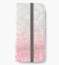 Pink Ombre Glitter iPhone Wallet/Case/Skin