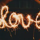 Sparkling Love  by Debja
