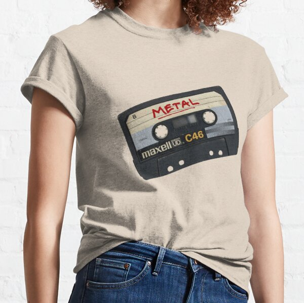 Bande de mélange en métal T-shirt classique