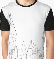 Hogwarts Graphic T-Shirt