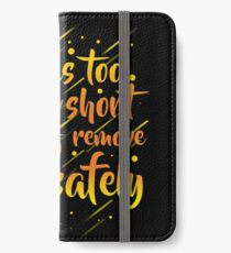 USB iPhone Wallet/Case/Skin