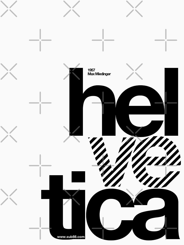 Hel ve tica (b) .... by sub88