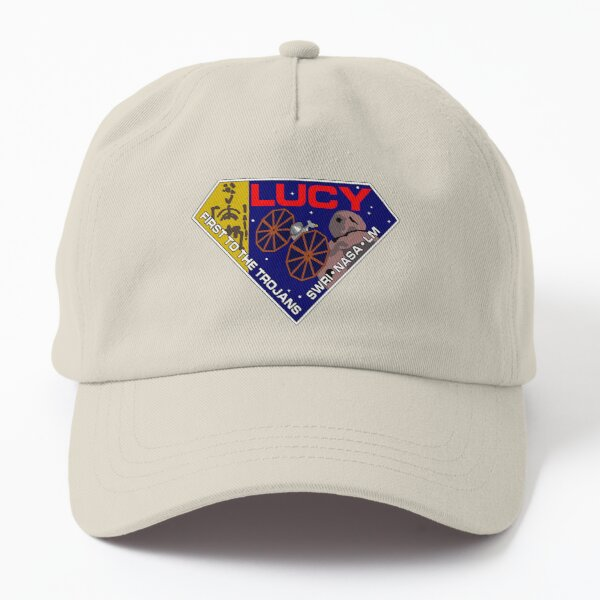 NASA Lucy Mission Insignia Dad Hat