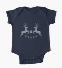 Deer One Piece - Short Sleeve