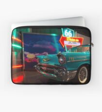 Chevy Drive In Laptop Sleeve