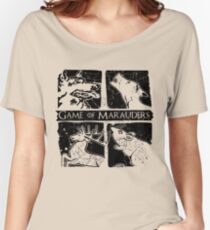 Game of Marauders Women's Relaxed Fit T-Shirt