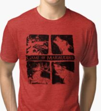 Game of Marauders Tri-blend T-Shirt