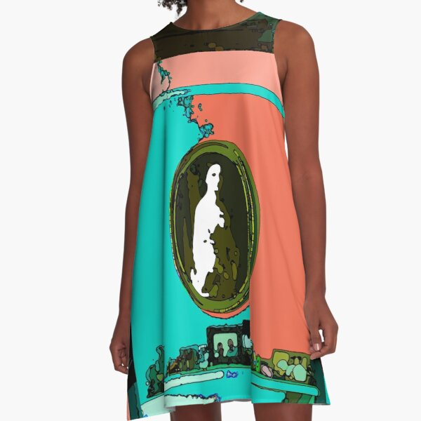 """Nia & Liz"" A-Line Dress"