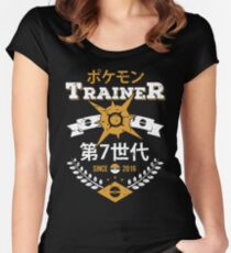 Sun Trainer Women's Fitted Scoop T-Shirt