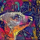 Abstract Meerkat by stilldan97